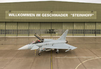 31+13 - Germany - Air Force Eurofighter Typhoon T