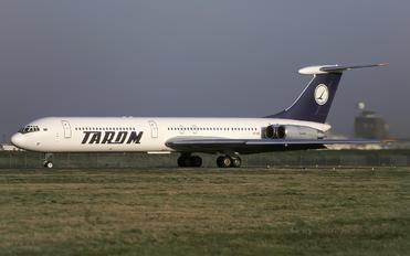 YR-IRE - Tarom Ilyushin Il-62 (all models)