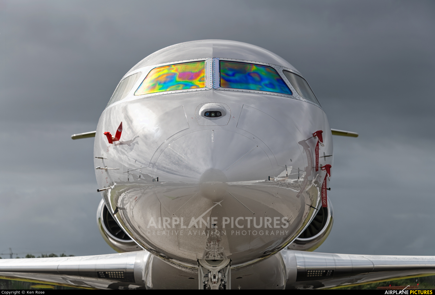 Private N212WQ aircraft at Fort Lauderdale - Hollywood Intl
