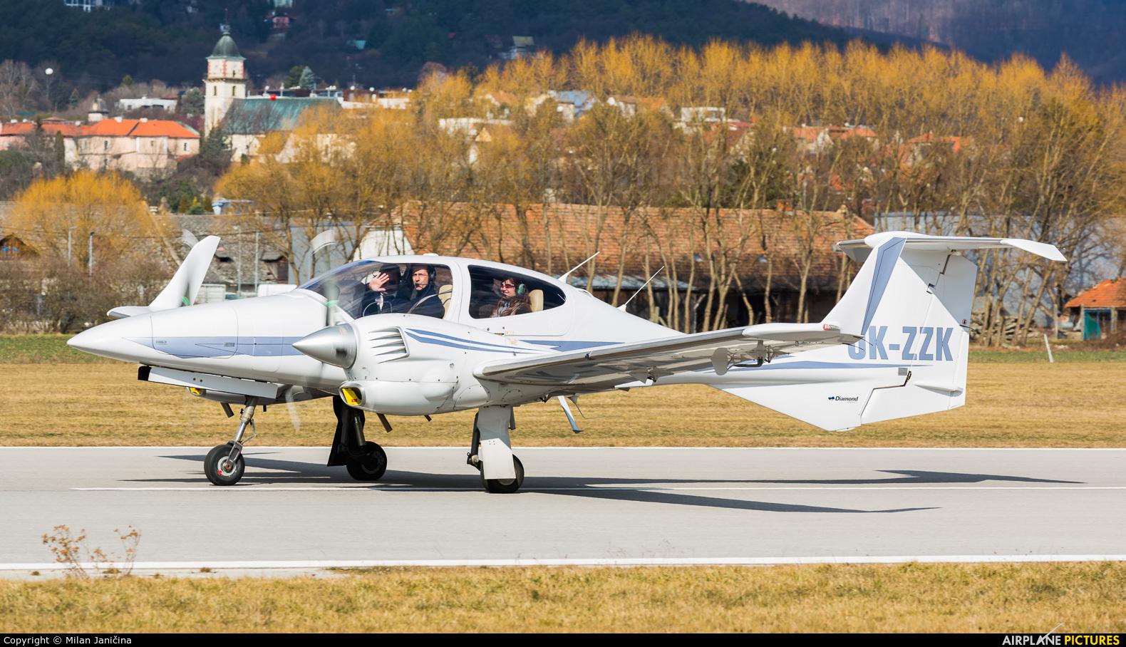 JetAge OK-ZZK aircraft at Prievidza