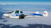 OM-KML - Private LET L-200 Morava aircraft