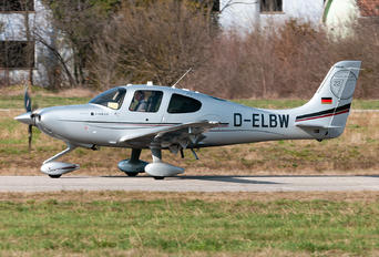 D-ELBW - Private Cirrus SR22T