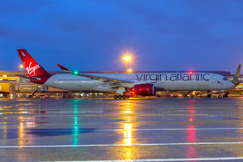 G-VDOT - Virgin Atlantic Airbus A350-1000