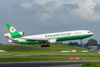 B-16101 - EVA Air Cargo McDonnell Douglas MD-11F