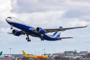 First visit of Airbus A330neo to Dublin title=