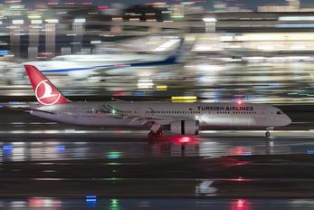 TC-LLO - Turkish Airlines Boeing 787-9 Dreamliner