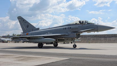 C.16-49 - Spain - Air Force Eurofighter Typhoon S