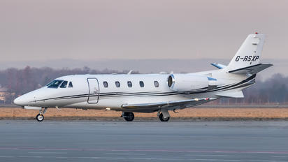 G-RSXP - Private Cessna 560XL Citation XLS