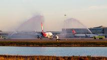 Inaugural Hawaiian Airlines flight to Orlando title=