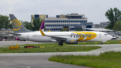 YL-PSH - Primera Air Nordic Boeing 737-800