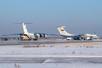 RF-76768 - Russia - Air Force Ilyushin Il-76 (all models)