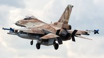 534 - Israel - Defence Force General Dynamics F-16C Barak aircraft
