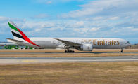 A6-EQK - Emirates Airlines Boeing 777-300ER aircraft