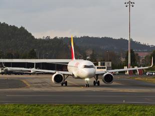 EC-NER - Iberia Airbus A320 NEO
