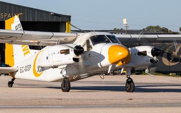 EC-MSP - Skydive Spain Dornier Do.28 D Skyservant