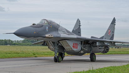 4101 - Poland - Air Force Mikoyan-Gurevich MiG-29G