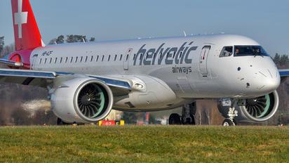 HB-AZF - Helvetic Airways Embraer ERJ-190-E2