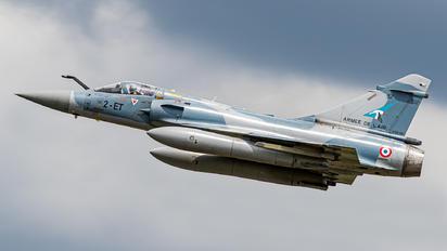 57 - France - Air Force Dassault Mirage 2000-5F