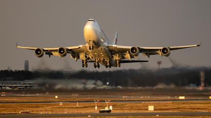 B-2425 - China Cargo Boeing 747-400F, ERF