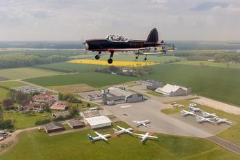 G-AOJR - Private de Havilland Canada DHC-1 Chipmunk