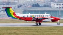 SP-TPU - Polish Air Navigation Services Agency - PAZP Beechcraft 300 King Air 350 aircraft