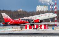 VQ-BFM - Rossiya Airbus A320 aircraft