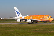 JA383A - ANA - All Nippon Airways Airbus A380 aircraft