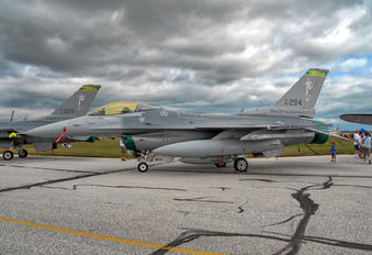87-0294 - USA - Air Force General Dynamics F-16C Fighting Falcon