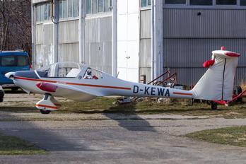 D-KEWA - Private Hoffmann H-36 Dimona