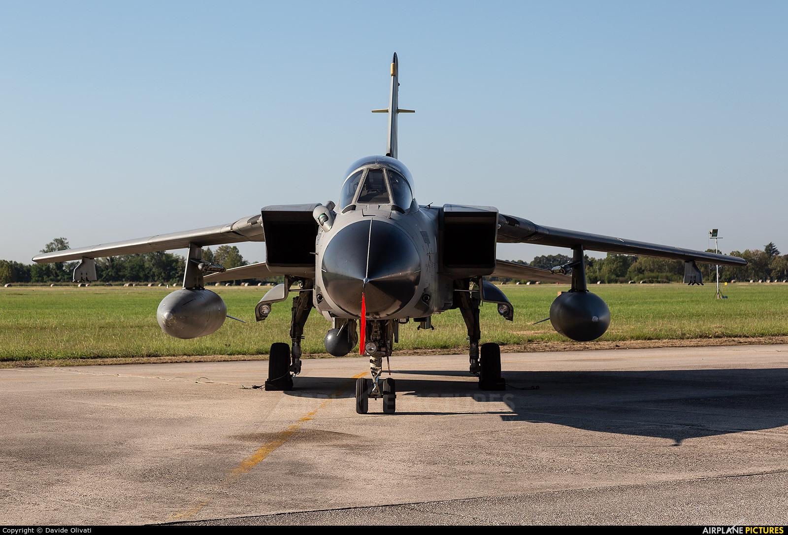 Italy - Air Force MM7029 aircraft at Treviso - Istrana