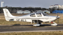SP-MLS - Private Cirrus SR20 aircraft