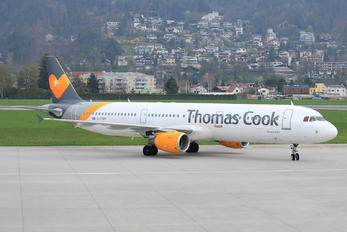 G-TCDY - Thomas Cook Airbus A321