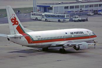 CS-TID - TAP Portugal Boeing 737-300