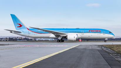 EI-NUA - Neos Boeing 787-9 Dreamliner
