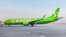 VP-BEM - S7 Airlines Boeing 737-8AS aircraft