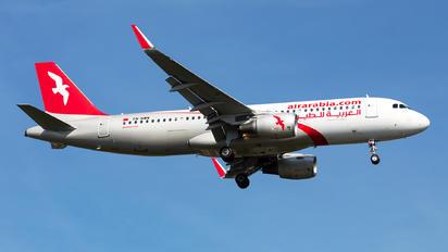 CN-NMN - Air Arabia Airbus A320
