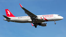 CN-NMN - Air Arabia Airbus A320 aircraft