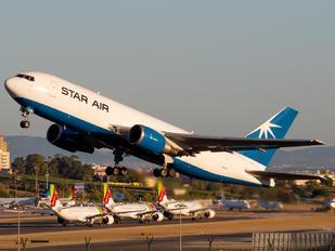 OY-SRI - Star Air Freight Boeing 767-200F