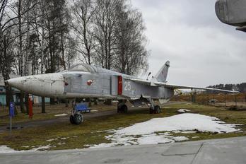 25 - Belarus - DOSAAF Sukhoi Su-24M