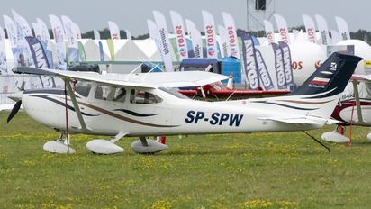 SP-SPW - Private Cessna 182T Skylane