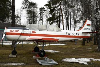 EW-55AM - Private Yakovlev Yak-52