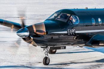 OO-PCN - European Aircraft Private Club Pilatus PC-12
