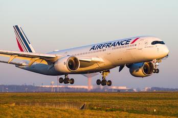 F-HTYC - Air France Airbus A350-900