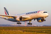 F-HTYC - Air France Airbus A350-900 aircraft