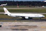 Rare visit of GetJet A330 at Düsseldorf title=