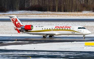 VQ-BFF - Rusline Canadair CL-600 CRJ-200