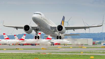 D-AINB - Lufthansa Airbus A320 NEO