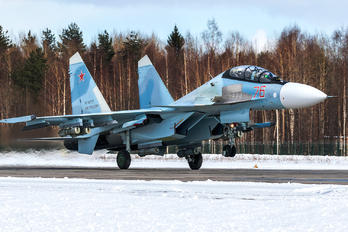 RF-81737 - Russia - Air Force Sukhoi Su-30SM