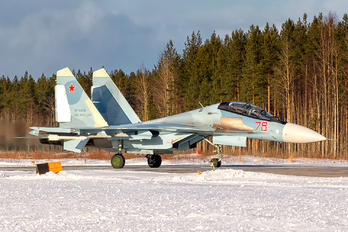 RF-81738 - Russia - Air Force Sukhoi Su-30SM