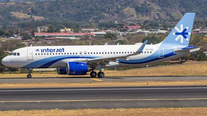 VP-CZD - Interjet Airbus A320 NEO